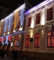 Академический театр Оперетты в Киеве