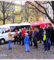 Экскурсия по историческому центру Киева
