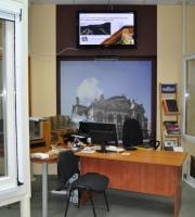 Фото выставочного салона