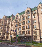 Жилой комплекс на Кудрявской